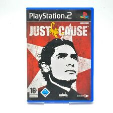 Just Cause - Sony PlayStation 2, PS 2, GAME