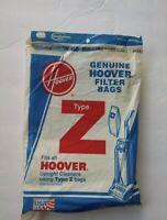 3 - HOOVER TYPE Z  VACUUM CLEANER BAGS