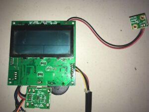 Treadmill Control Panel Board ETSW39908 BF-P118610-00 from ProForm Crosswalk 380