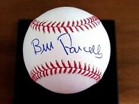 BILL PARCELLS HOF GIANTS JETS NE HEAD COACH SIGNED AUTO OML BASEBALL JSA GEM