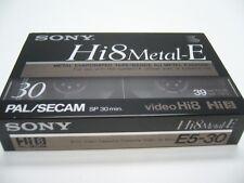 SONY HME Hi8 Pal 30 Camcorder Video Cassette