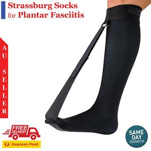 Plantar Fasciitis Sock Strassburg Night Splint Achilles Heel Pain