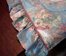 VINTAGE Croscill LOT OF 2 Pillow Shams