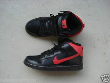 "Nike Air Dunk High Pro SB 45.5 ""Krampus"" Black/Red"