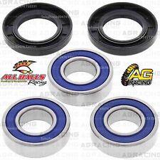 All Balls Rear Wheel Bearings & Seals Kit For Yamaha YZ 125 1988 88 Motocross