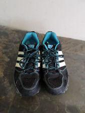 Adidas Kanadia TR-4 Black/Blue Trail Cross Training Shoes Women's Size 6.5