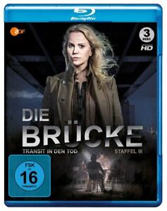 Die Brücke - Transit in den Tod - Staffel 3 [Blu-ray] NEU!!! OVP!!!