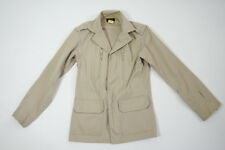 A.P.C. APC Beige Military Light Jacket size Small S