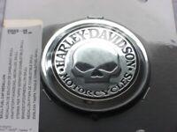 Harley Davidson Skull Tankdeckel Medallion Tankdeckelmedallion XL 04-10 99669-04