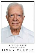 A Full Life : Reflections at Ninety  (ExLib) by Jimmy Carter