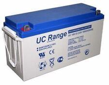 Batterie GEL camping car bateau 12v 150ah UCG150-12 Ultracell sans entretien