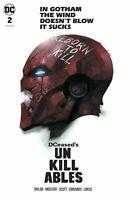 Dceased Unkillables #2 Ben Oliver Horror Variant DC Comic 1st Print 2020 NM