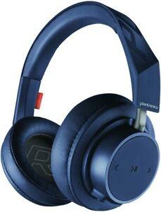 Plantronics BackBeat GO 600 Bluetooth Headphones Wireless Over-Ear 18h 🔋 Navy B