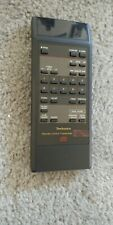 TECHNICS SL-P1300 CD PLAYER Remote Control! Very hard to find!