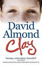 Clay, Almond, David, New Book