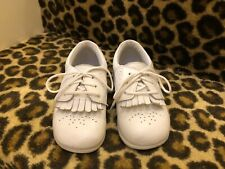 Josmo White Baby Shoes Size 5