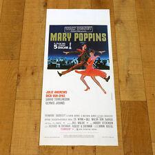 MARY POPPINS locandina poster affiche Julie Andrews Travers Musical Disney AK15