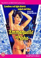 Nuovo Emmanuelle IN Soho DVD (ODNF178)