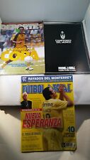 FUTBOL TOTAL Soccer Mag Cup/Championship Lot July 2003/2005 Deporte Int July 02