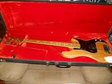 1976 fender Standard Precision Electric Bass Guitar