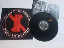 LP Vinyl ISD Rebelles Europeens Rock O Rama Record Skinhead
