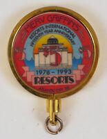 VINTAGE ATLANTIC CITY MERV GRIFFIN'S RESORT GAMBLING CASINO $5 CHIP TOKEN 1993 !