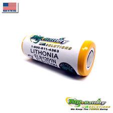 Battery 1.2V 11mAH Sanyo KR-1100AEL Lithonia ELB1201N ELB1210N Replacement Qty.1