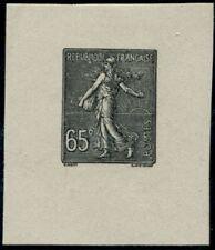 Lot N°3986 France N°201 Epreuve en noir Neuf ** LUXE