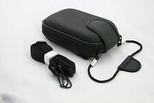 Slim Black Semi-Hard Case For CANON Digital Camera #CB