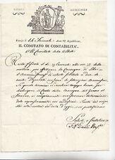 I810-REP.CISALPINA-FAENZA EN-TETE 1799
