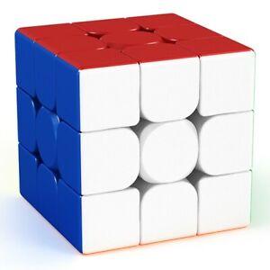 Zauberwürfel 3M MoYu Meilong 3x3 magnetic magnetisch stickerless speedcube