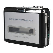 Cassette Tape to Usb Mp3 Converter Audio Recorder Capture Music Player