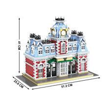 Gebäude Die Station des Traumlandes DIY OVP 1719PCS Baukästen Modell bausätze