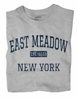 East Meadow New York NY T-Shirt EST
