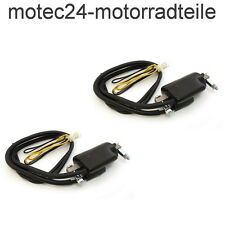 Bobines Set Honda CB 350 - 400 - 500 - 550 - 750 Four allumage Coil Set