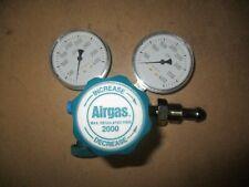 Airgas Single Stage 0-2500 psi Pressure Cylinder Regulator