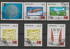 Paraguay 1987 750th Anniversary of Berlin Set CTO