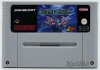 Super Nintendo SNES - Secret Of Mana 2 - Pal Eur / Reproduction