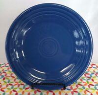 Fiestaware Lapis Lunch Plate Fiesta Blue 9 inch Luncheon Plate