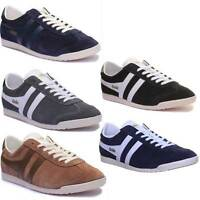 Gola Classics Bullet Tobacco Men Suede Leather Trainers