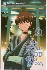 STAR COMICS THE WORLD GOD ONLY KNOWS VOLUME 6