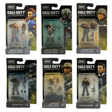 MEGA CONSTRUX CALL OF DUTY COLLECTOR MINI FIGURE PLAY SET TOYS