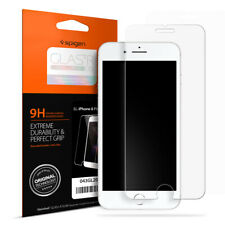 iPhone 7 Plus Tempered Glass, Spigen Glas.tR Slim Screen Protector