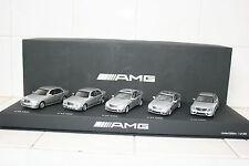 1:43 Spark / Schuco Mercedes Benz C Class AMG Set C36 C43 C32 C55 C63