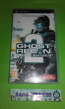 TOM CLANCY'S GHOST RECON ADVANCED WARFIGHTERS 2 SONY PLAYSTATION PSP PAL COMPLET