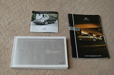 Navigation System Owner's Manual for 2006 Infiniti Cars OEM