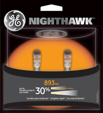 NIGHTHAWK - Twin Blister Pack fits 1995-1996 Saturn SC2  GE LIGHTING