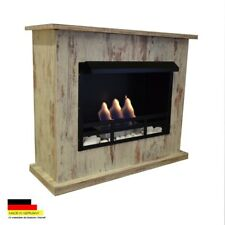 Gelkamine Ethanolkamine Kamin Fireplace Ceminee Armin Deluxe Vertiko Shabby Ofen