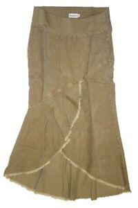 Maternity Skirt - Beige Cord - Sizes 10, 12, 14, 16 & 18 - Brand New with Tags