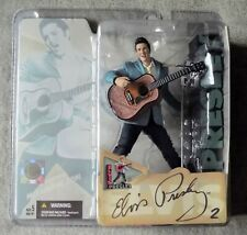 Authentic McFARLAND TOYS 2004 ELVIS PRESLEY 2 50th Anniversary Sun Records 1954